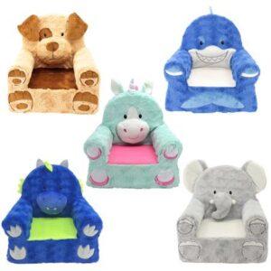 Sweet Seats Plush Chairs